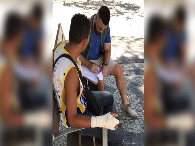 Projeto oferece assessoria jurídica para moradores em situação de rua no RJ