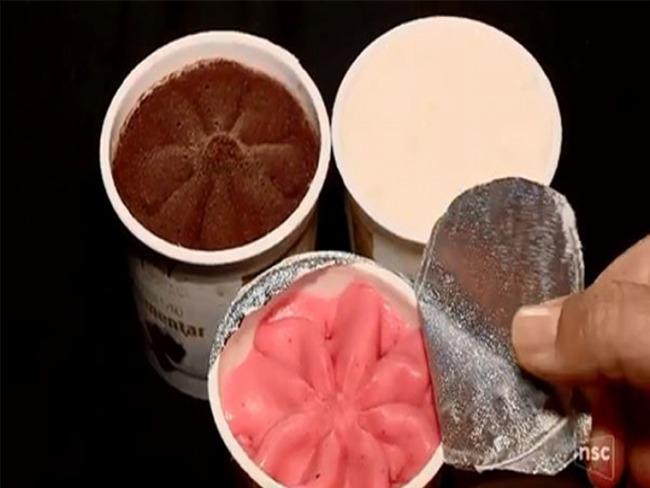 Pesquisadores criam sorvete que ameniza efeitos da quimioterapia
