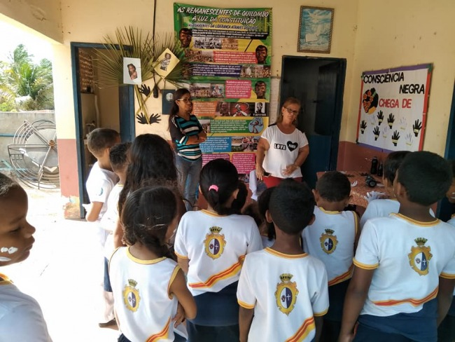 Escola Vilani Pereira celebra o Dia da Consciência Negra