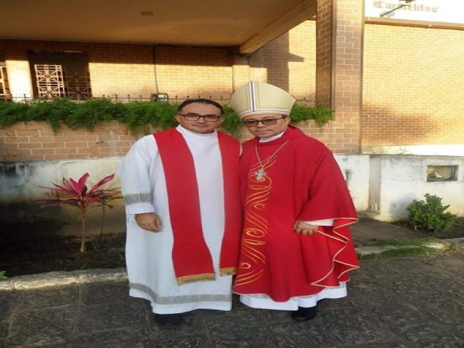 Bispo Dom Francisco de Sales anuncia novo pároco da Paróquia Nossa Senhora da Conceição Aparecida