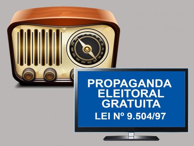 Propaganda eleitoral em Rádio e TV começa nessa sexta-feira,dia 31
