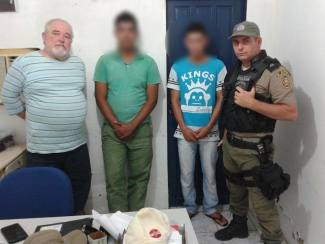Bandidos roubam delegado de Chã Grande e se dão mal