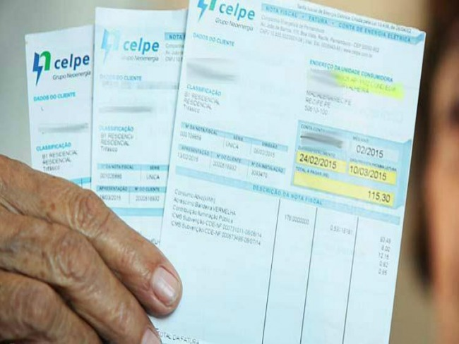 Sem pagamento das contas de luz, lotéricas estimam prejuízo de R$ 1,5 milhão ao erário
