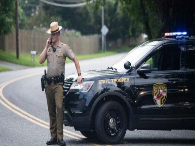 Mulher mata três pessoas e fere três em tiroteio em Maryland