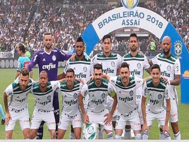Palmeiras vence o Vasco no Rio e é decacampeão brasileiro