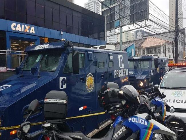 Segurança morre após ação criminosa contra carro-forte no Pina