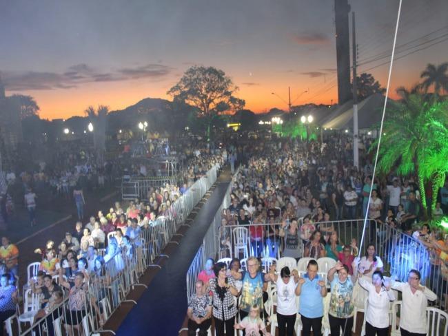 Juranda comemorou  primeiro feriado do Dia dos Santos Pastorinhos de Fátima