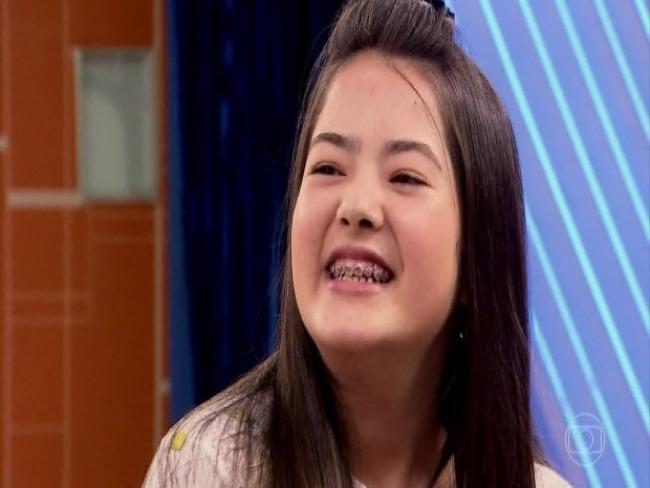 Carismática Laura Kaori deixa The Voice Kids em embate equilibrado