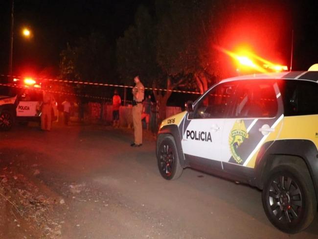 VIOLÊNCIA: Triplo homicídio em Goioerê, vítimas tinham entre 25 e 30 anos.