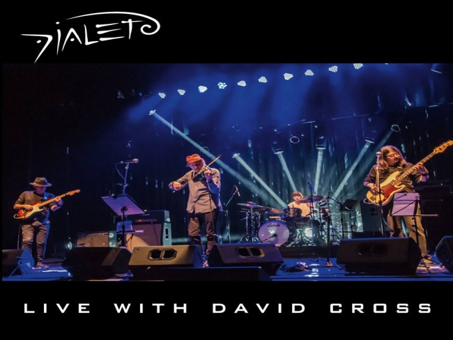 DIALETO - CD Live with David Cross
