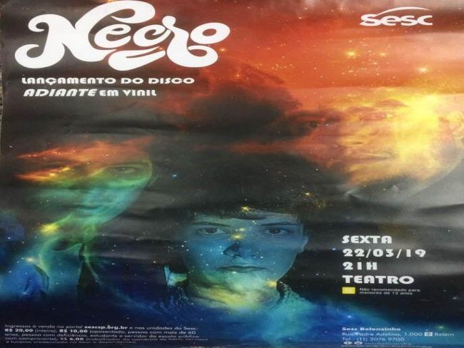 BANDA NECRO - SESC BELENZINHO/SP