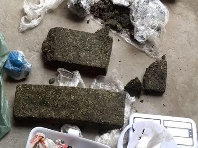 Polícia Civil flagra 'delivery' de maconha em marmitas no litoral do Piauí