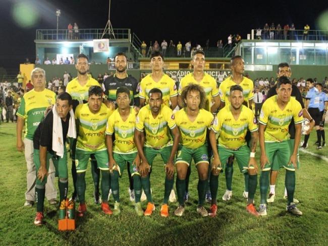SEP irá jogar amistoso no próximo sábado em São João da Canabrava