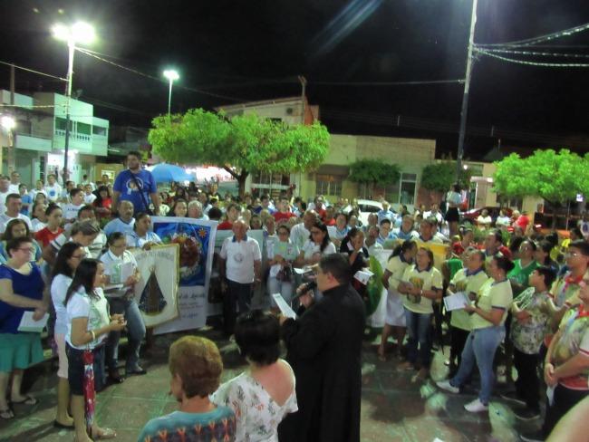 Piancó promove abertura do Ano do Laicato e Primeira Via Sacra