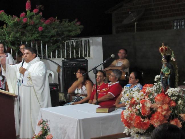 Encerramento da Festa de Nossa Senhora do Perpétuo Socorro em Piancó