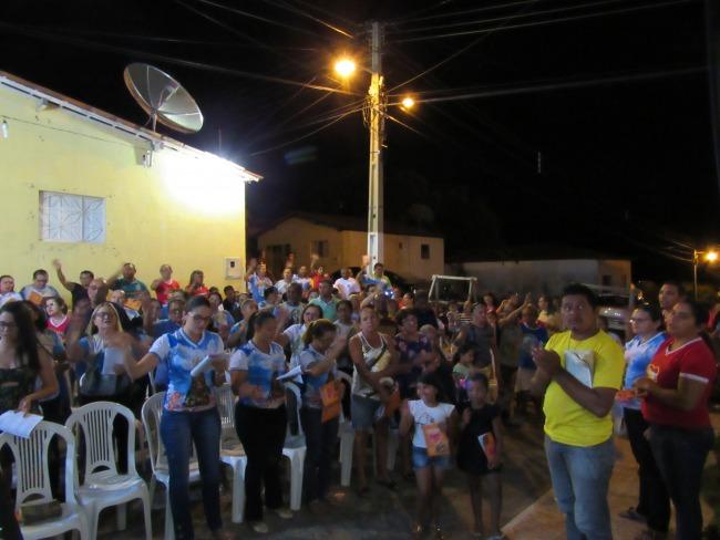 Piancó celebra Semana de Evangelização do Dízimo em Comunidades Missionárias