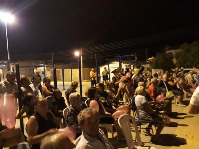 Paróquia de Piancó celebrou Semana Internacional da Pessoa Idosa