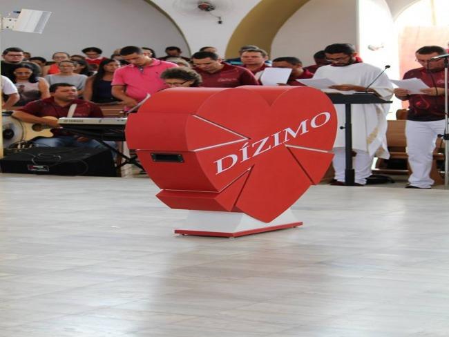 Paróquia de Piancó aderiu ao Projeto de Reimplantação do Dízimo