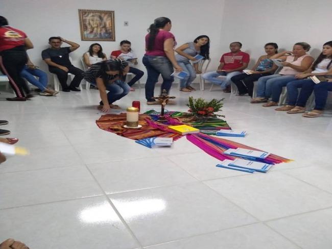 Catequistas recebem formação em Piancó