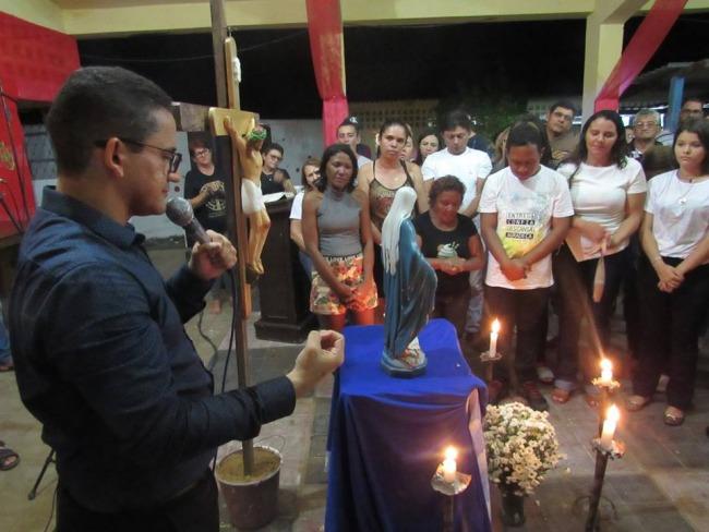RCC de Piancó promoveu Retiro de Carnaval