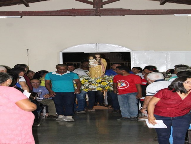 Abertura da Festa de São José em Piancó neste dia 10 de março