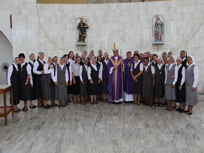 Comunidade Religiosa das Filhas do Amor Divino foi instalada em Piancó