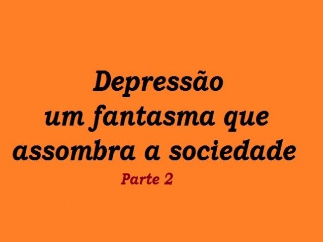 Depressão - parte 2