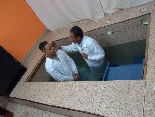 Importância do Batismo nas Águas