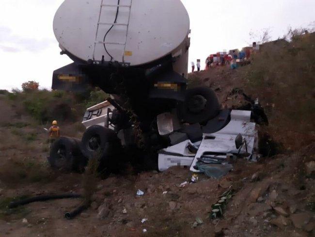 Motorista de caminhão natural de Serrita morre em acidente em Belo Jardim-PE