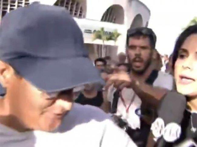 Jornalista sofre tentativa de furto no velório de Gabriel Diniz