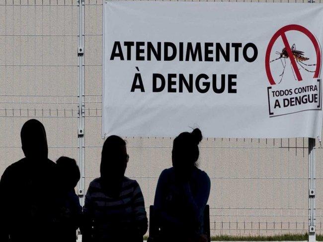 Surto: casos de dengue crescem 432% no País