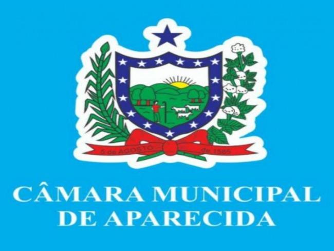 Mesa diretora suspende por mais 15 dias sessões na Câmara Municipal de Aparecida