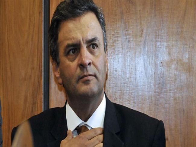 1ª Turma do STF bloqueia R$ 1,686 milhão de Aécio Neves