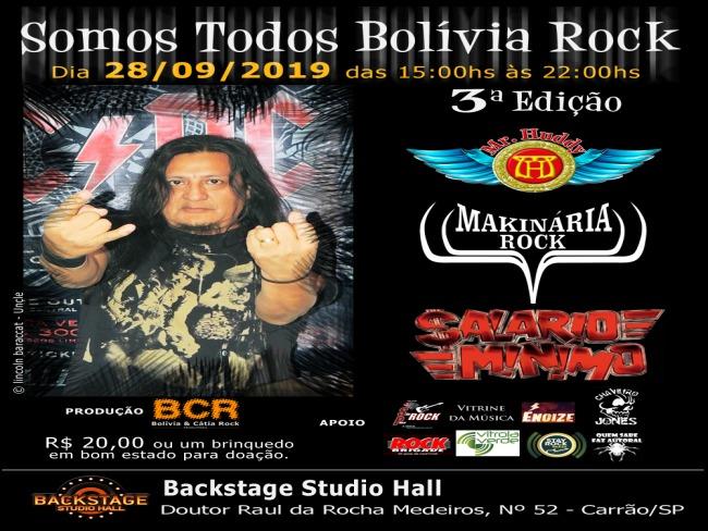 Somos Todos Bolívia Rock.