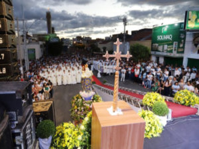 Solene Celebração Eucarística encerra Congresso Missionário