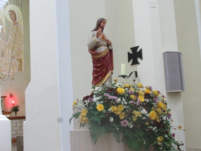 ABERTURA DA FESTA DO SAGRADO CORAÇÃO DE JESUS EM PIANCÓ