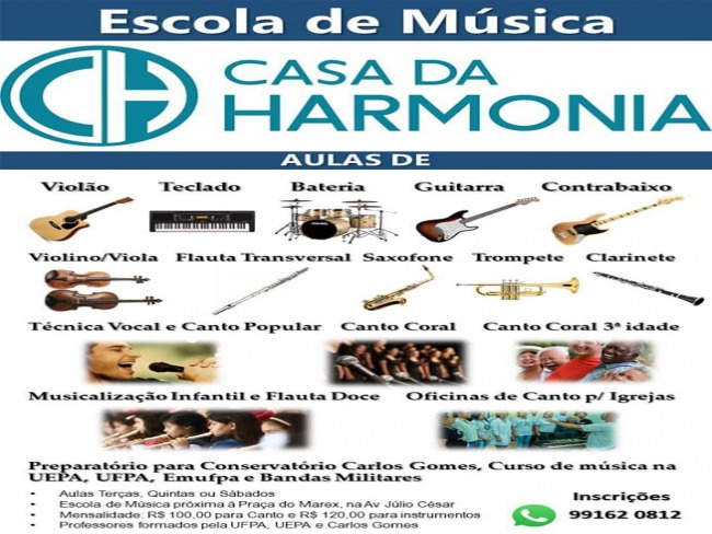 Casa da Harmonia - Pará