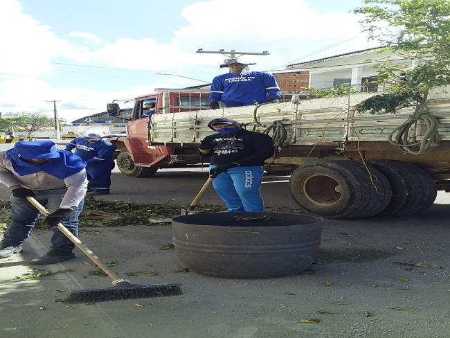 Secretaria do meio ambiente de Serrita: A PRIORIDADE É MANTER A NOSSA CIDADE LIMPA